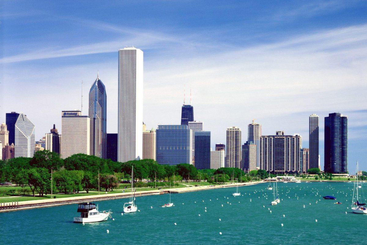 Rozšírte svoje obzory a zabookujte si letenky do Chicaga