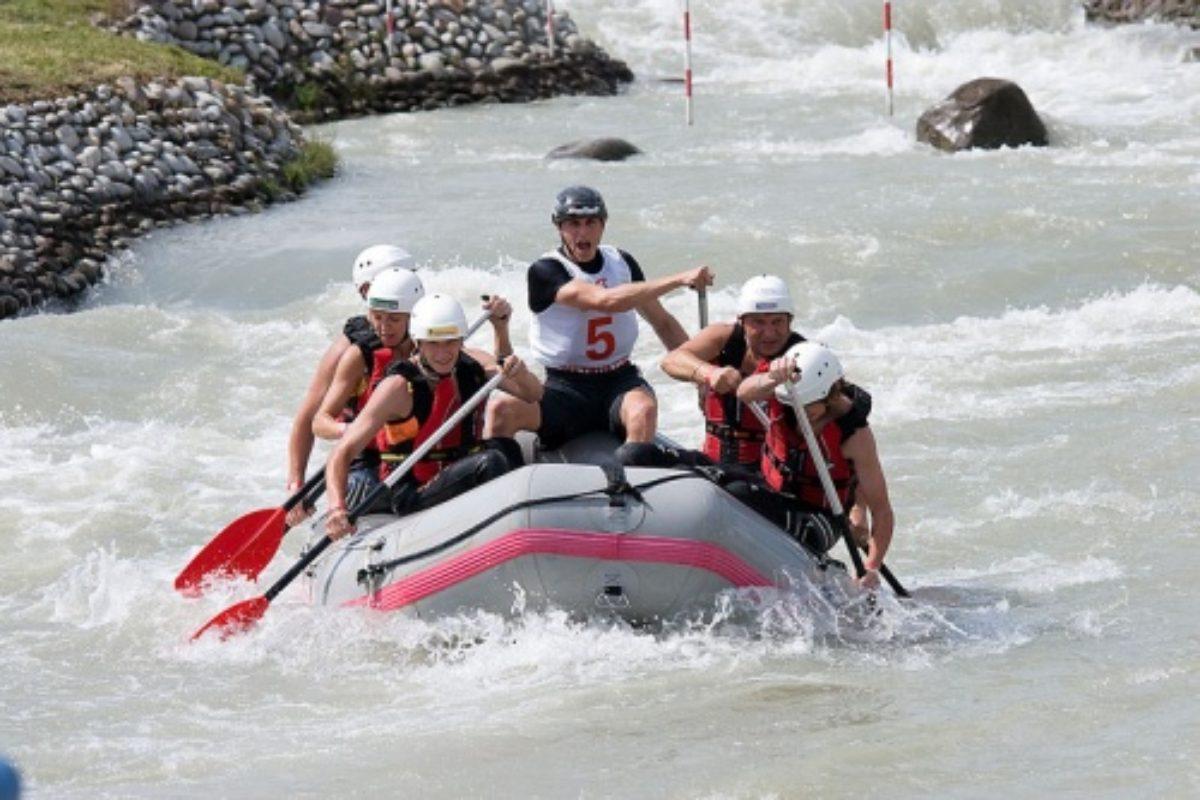 Dovolenka v znamení adrenalínu – rafting v Chorvátsku