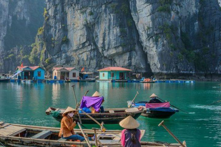 Vietnam je tá pravá Ázia